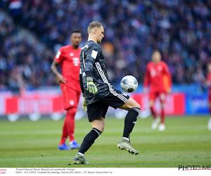 """Manuel Neuer avait de la peine envers Ter Stegen : """"Triste pour Marc"""""""