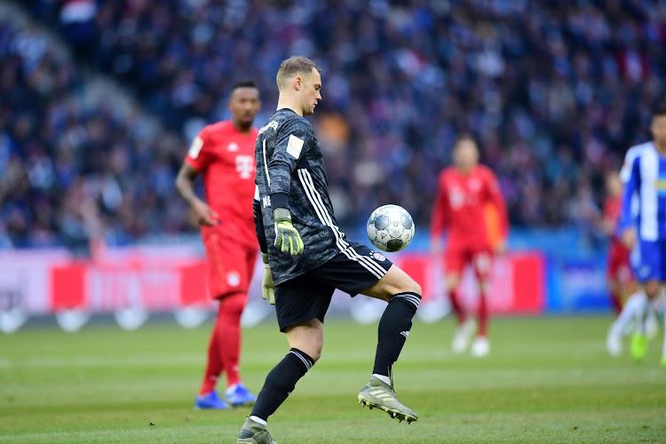 🎥 Gek of geniaal? 'Guardiola wou Neuer op het middenveld zetten'