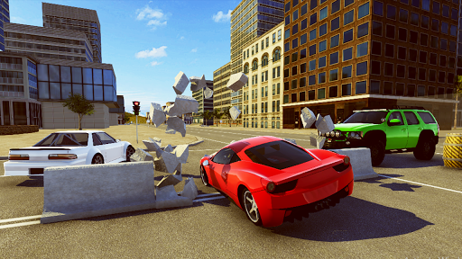 Ultimate City Car Crash 2019: Driving Simulator 1.6 screenshots 1