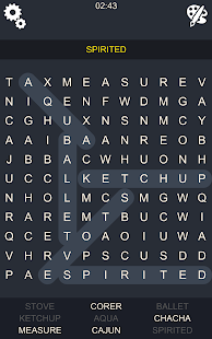 Word Search Epic- screenshot thumbnail