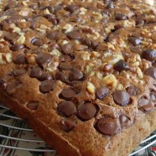 Chocolate Oats Cake Recipe