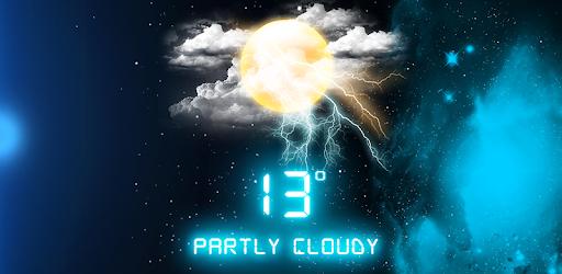Weather Neon Mod APK