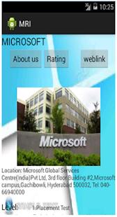 MNC screenshot