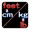 Weight Height Converter Free icon