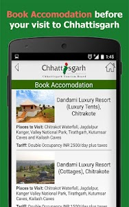 Chhattisgarh Tourism screenshot 4