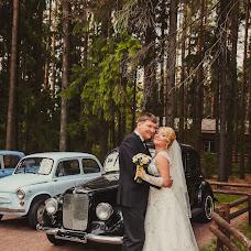 Wedding photographer Yuliya Cvetkova (yulyatsff). Photo of 11.11.2014