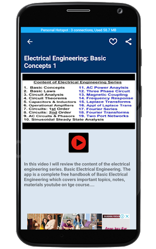 Magnificent Basic Electrical Topics Illustration - Schematic Diagram ...