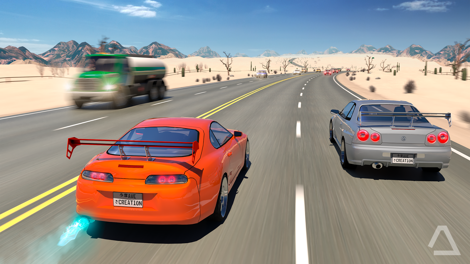 Driving Zone 2- screenshot