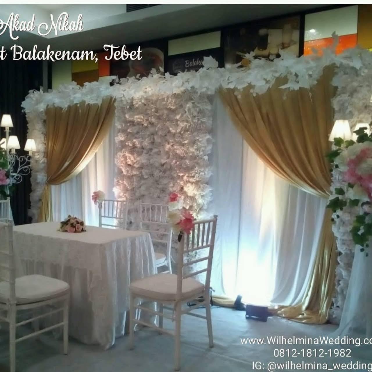 Wilhelmina Wedding Wedding Service