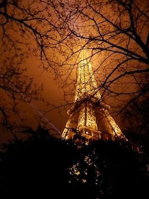 Vagabonder  près la Tour Eiffel di Fusa_Fuss