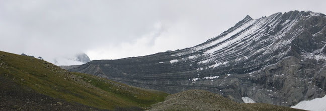 Photo: Bursun ravine, upper