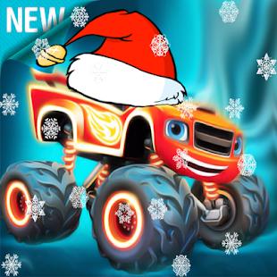 Blazing Christmas Dash - náhled