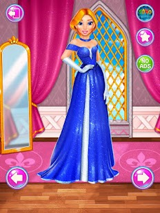 Beauty Salon: Princess Screenshot
