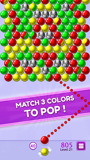 Bubble Shooter Puzzle - screenshot