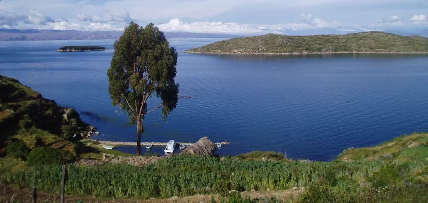 vistas panoramicas   TOUR ISLA DEL SOL