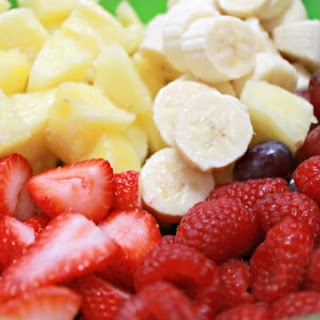 Sunshine Fruit Salad