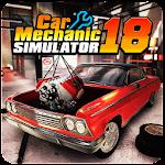 Car Mechanic Simulator 18 1.2.1 (Mod Money)