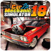 Car Mechanic Simulator 18 Android APK Download Free By PlayWay SA