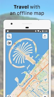 Galileo Offline Maps- screenshot thumbnail