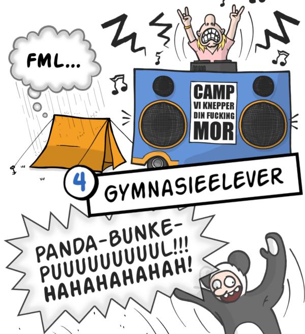 STRIBE FRA METROXPRESS: 5 ting du skal prøve at undgå, når du er på Roskilde Festival
