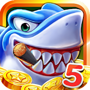 Crazyfishing 5- 2019 Arcade Fishing Game