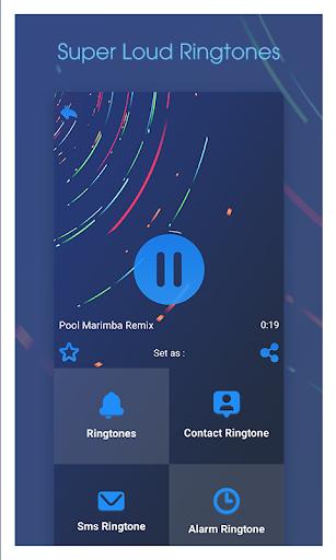 Download Super Loud Ringtones Free  PNG