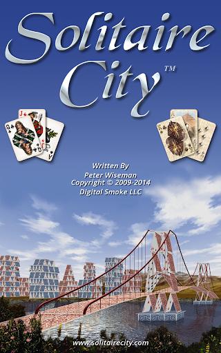 Solitaire City 1.62 screenshots 9