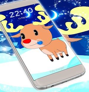 Lock Screen Christmas - náhled