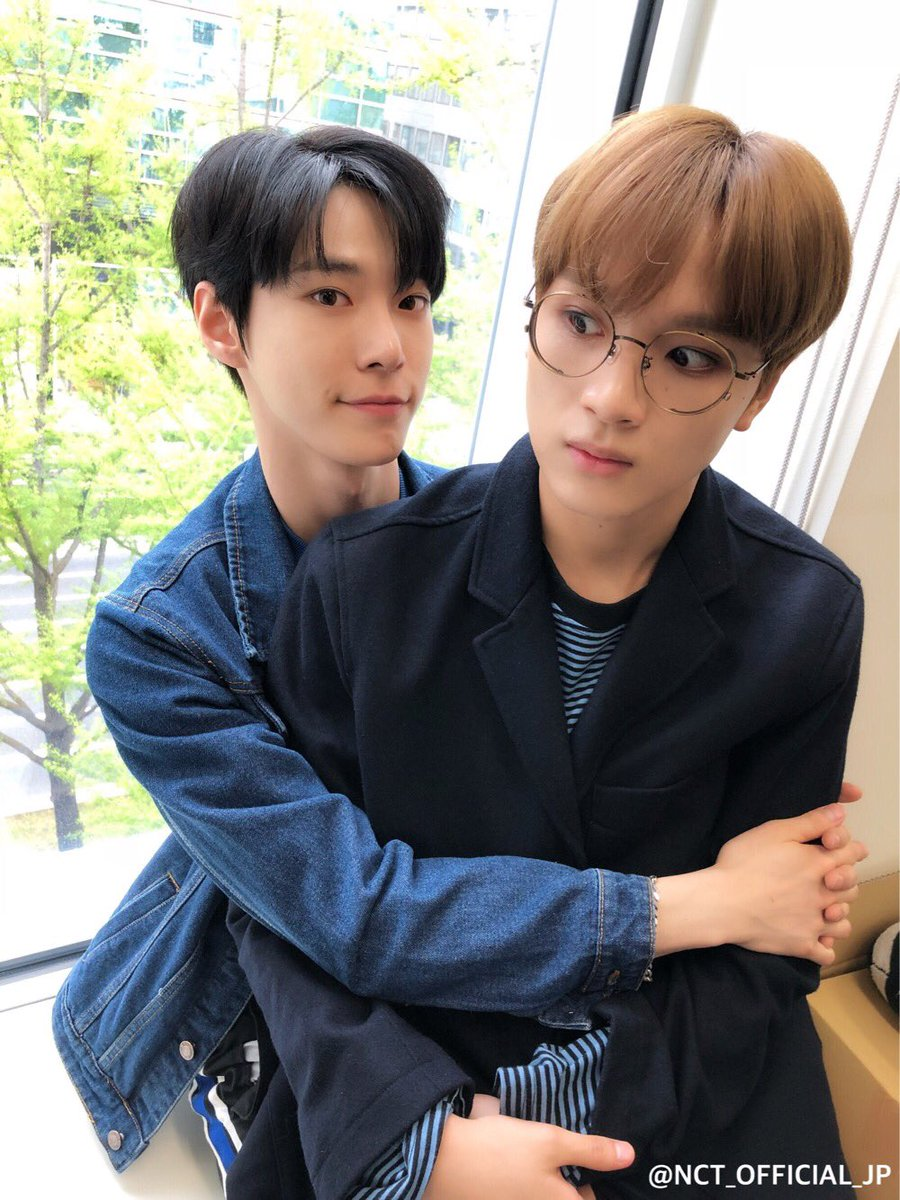 nct doyoung haechan