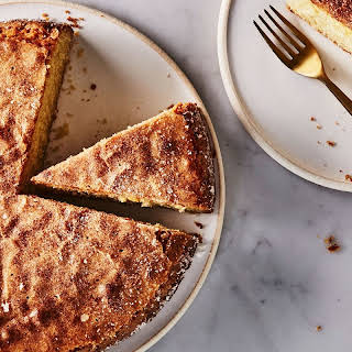 Olive Oil Cake recipe | Epicurious.com.