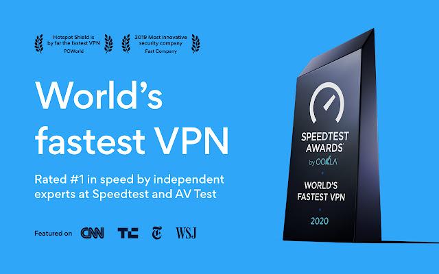 Hotspot Shield Free VPN Proxy - Unlimited VPN
