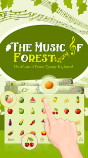 The Music of Forest Theme - náhled