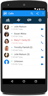 SliQ - Free voice & video call- screenshot thumbnail