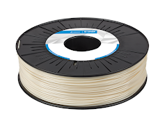 BASF Natural ABS Fusion+ 3D Printer Filament - 2.85mm (0.75kg)