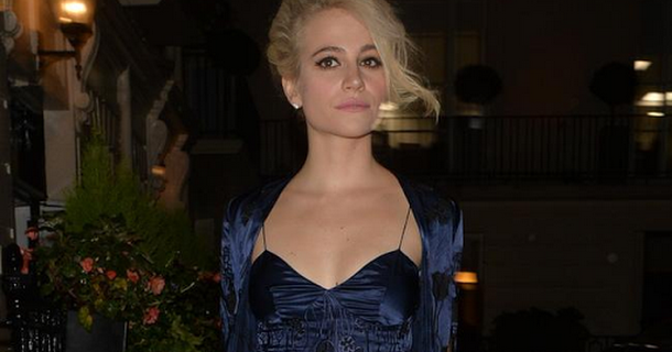 Pixie Lott defends rejection on The Voice Kids