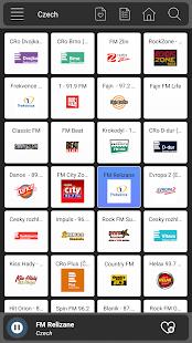 Czech Radio - Czech FM AM Online