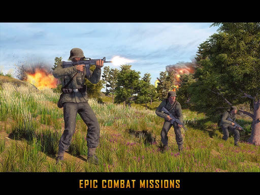 WW2 US Army Commando Survival Battlegrounds 1.6 screenshots 12