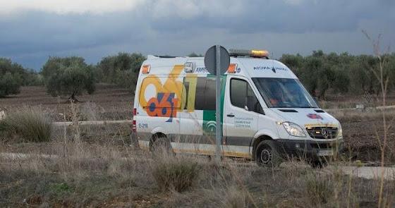 Cuatro heridos en un accidente de tráfico entre tres vehículos en Níjar