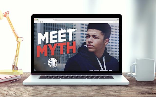 TSM MYTH HD Wallpapers Twitch Theme