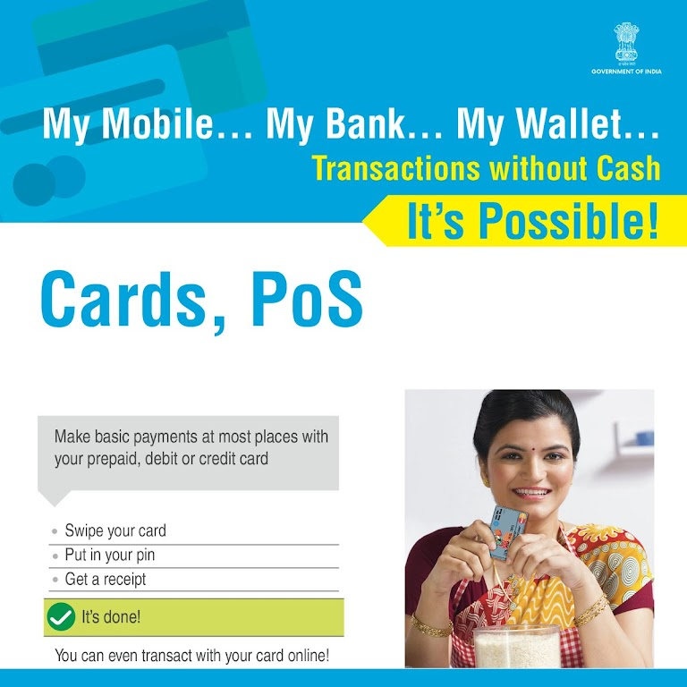 Transactions without Cash ... it's Possible !