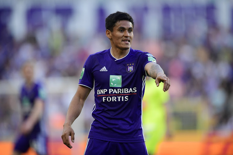 OFFICIEL: Andy Najar retrouve Nicolas Frutos