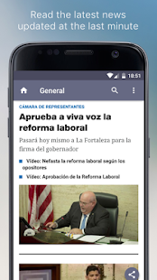 Puerto Rican Newspapers- screenshot thumbnail