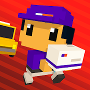 Picky Package:  Drone Delivery Game