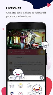 Vidio - Nonton Video, TV & Live Streaming Gratis Screenshot