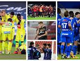 Genk herfstkampioen, Gent zet achtervolging in en sterke staartploegen vs Deli, Anderlecht en niet zo groen gras