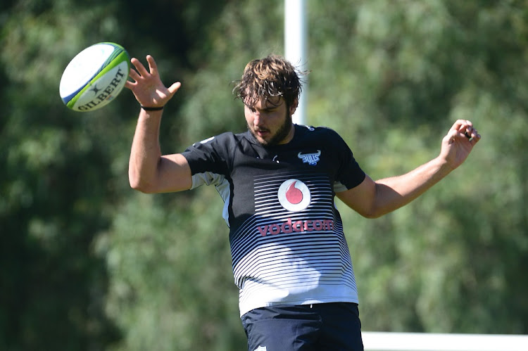 Lood de Jager during the Vodacom Bulls training session and press conference in Pretoria on May 10 2018. Picture: GALLO IMAGES