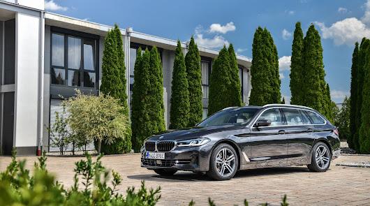 Automotor Costa amplia la oferta del BMW Serie 5 en cinco modelos híbridos