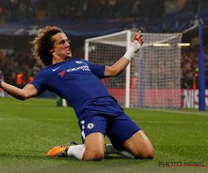 Anderlecht a laissé filer David Luiz après un avis négatif de la cellule de scouting