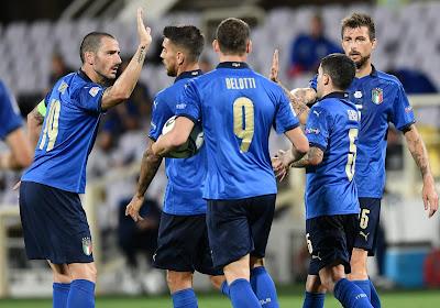 Euro 2020 : les compos officielles de Turquie - Italie