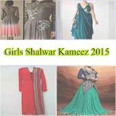 Girls Shalwar Kameez 2015